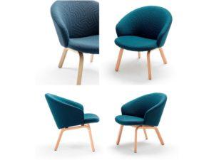 ARCO: Close Lounge, design Gudmundur Ludvik