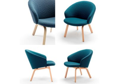 ARCO: Close Lounge, design Gudmundur Ludvik