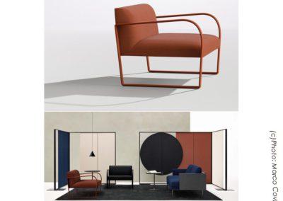 ARPER: Arcos, design Lievore Altherr