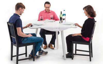 milano 2018: tafels