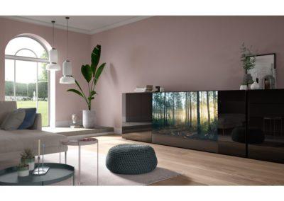 INTERLÜBKE: Jorel TV-Vision, design Philipp Mainzer