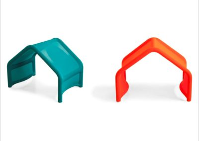 MAGIS-The Roof Chair-design Spalvieri & Del Ciotto