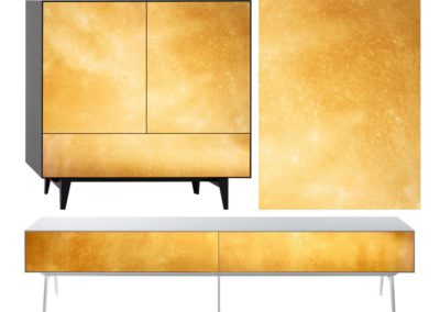 PIURE: Nex Glamour, design Studio Piure