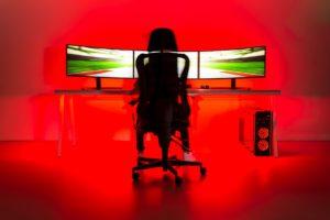 TOPSTAR: Sitness® RS Pro voor heavy gamers