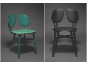 VERY WOOD- Filla-design Michele De Lucchi