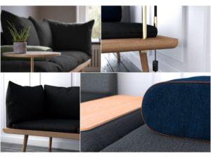 VITA Copenhagen: Lounge Around, design Soren Ravn Christensen