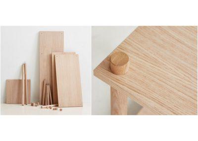 WOUD: Elevate, design Camilla Akersveen & Christopher Konings