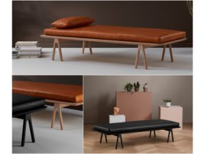 WOUD: Level Daybed, design MSDS Studio
